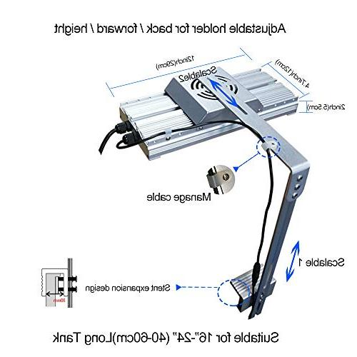 accessory for light single arm led mounting