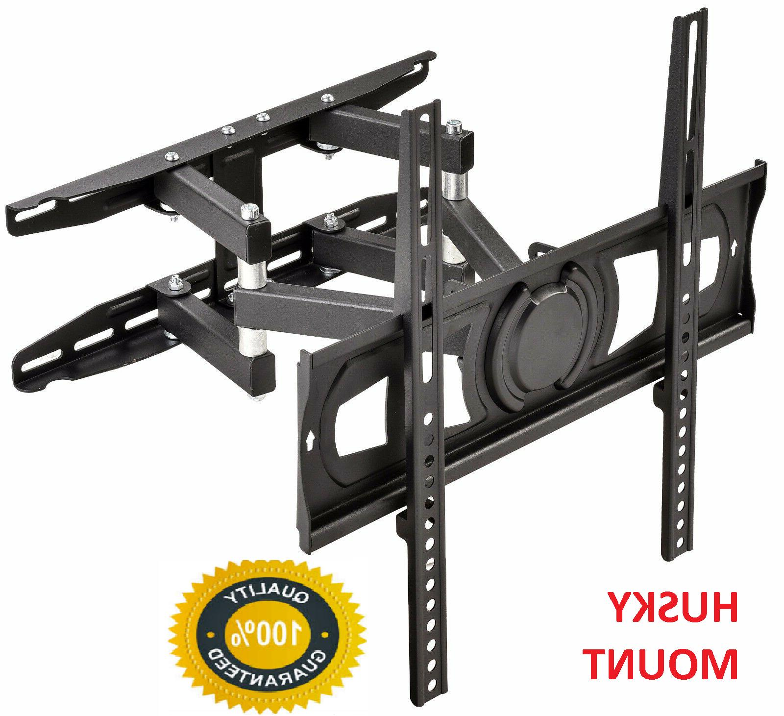 articulating smart tv wall mount full motion
