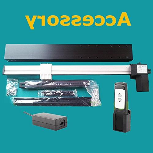 Automatic inch TV Stand Mount with remote 100KG/1000N