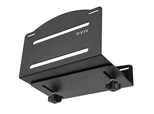 VIVO Wall Steel Bracket | Computer Case Open Strap Holder