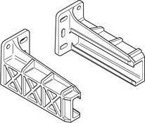 Blum Rear Mounting Bracket For 230M Drawer Slides