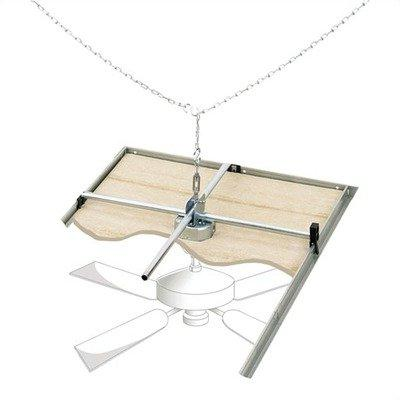 Ceiling Fixtures Support Brace Suspended