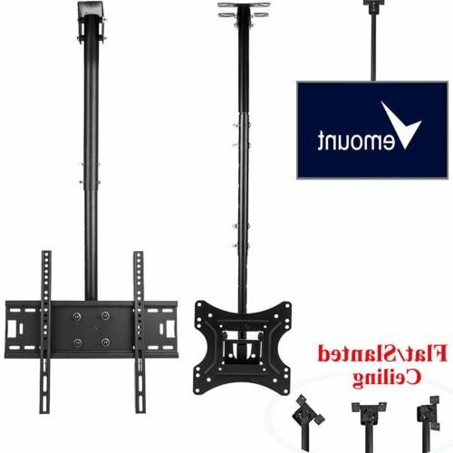 ceiling tv wall mount full motion bracket