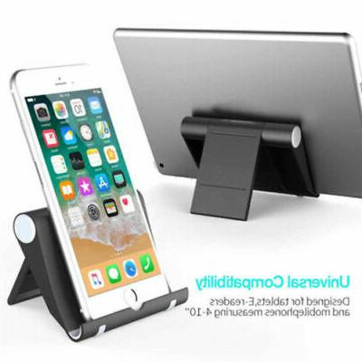 cell phone desk stand holder mount bracket