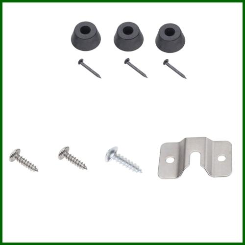 Dartboard Mounting Bracket Hardware Kit FREE