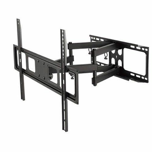 DUAL ARM SWIVEL LCD LED FULL MOTION TV WALL MOUNT BRACKET 42