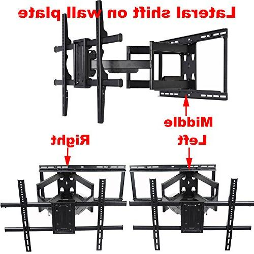 VideoSecu Full TV Bracket for Most LCD Screen 684x400,600x400,400x400,200x200mm