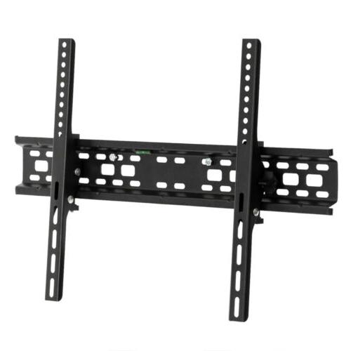 "Flat Wall Bracket 20° For 32""37""42""47""50""55""60""65""70""inch"