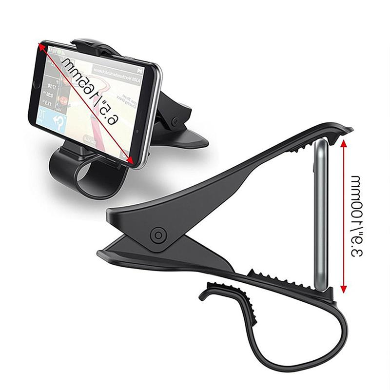 <font><b>Car</b></font> Holder Degree Phone Holder for Mobile