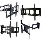 Full Motion TV Wall Mount ,Fixed VESA Bracket Universal for