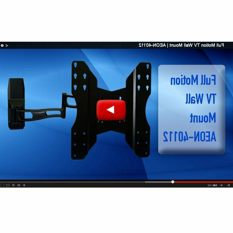 Aeon Stands Mounts Full Motion Mount with Extension for 32