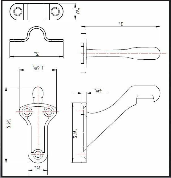 Handrail Bracket & Mounting