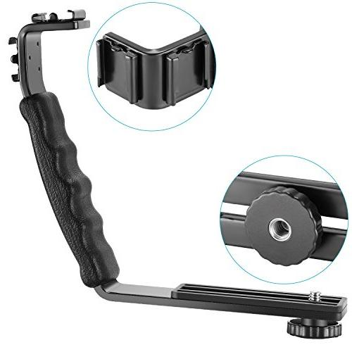 Neewer L-Shape for Mini DV Camcorder Hot