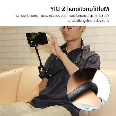 Lazy Bed Neck Desk Cell Phone Universal Stand Selfie