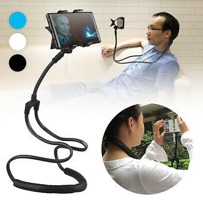 lazy bed neck waist desk cell phone