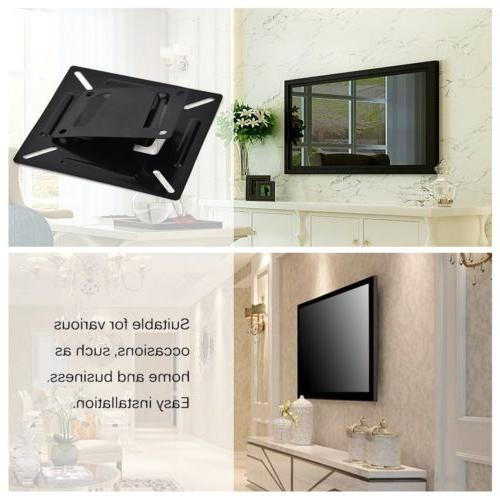 LCD Monitor Bracket Wall Mount Stand Holder TV Screen