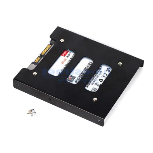 """New 2.5"""" to 3.5"""" Bay SSD Metal Hard Drive Mounting Bracket A"""