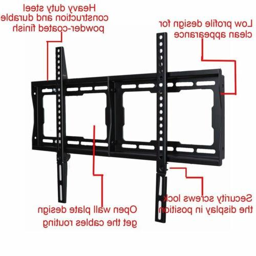 "VideoSecu TV Wall Mount for Most 32""-75"" Plasma HDTV"