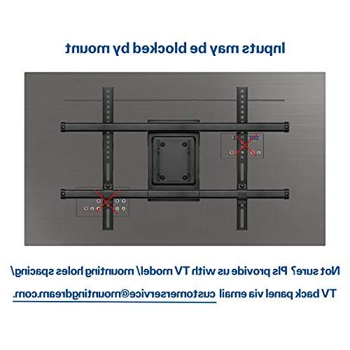 Mounting Motion TV Mount for 42-70'' LED, LCD, OLED Mount with up to VESA x and 100 lbs. Fits 16'', 24'' MD2296-24