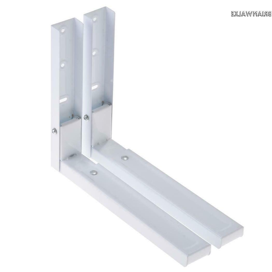 Microwave Bracket Wall Mount Stretch Stainless