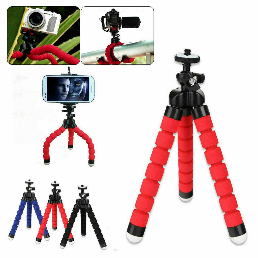 Mini Octopus Tripod Bracket Mount Cell Phone