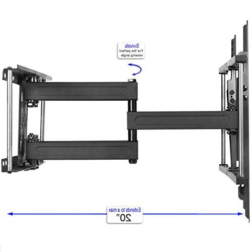 Cheetah Dual Arm TV Bracket