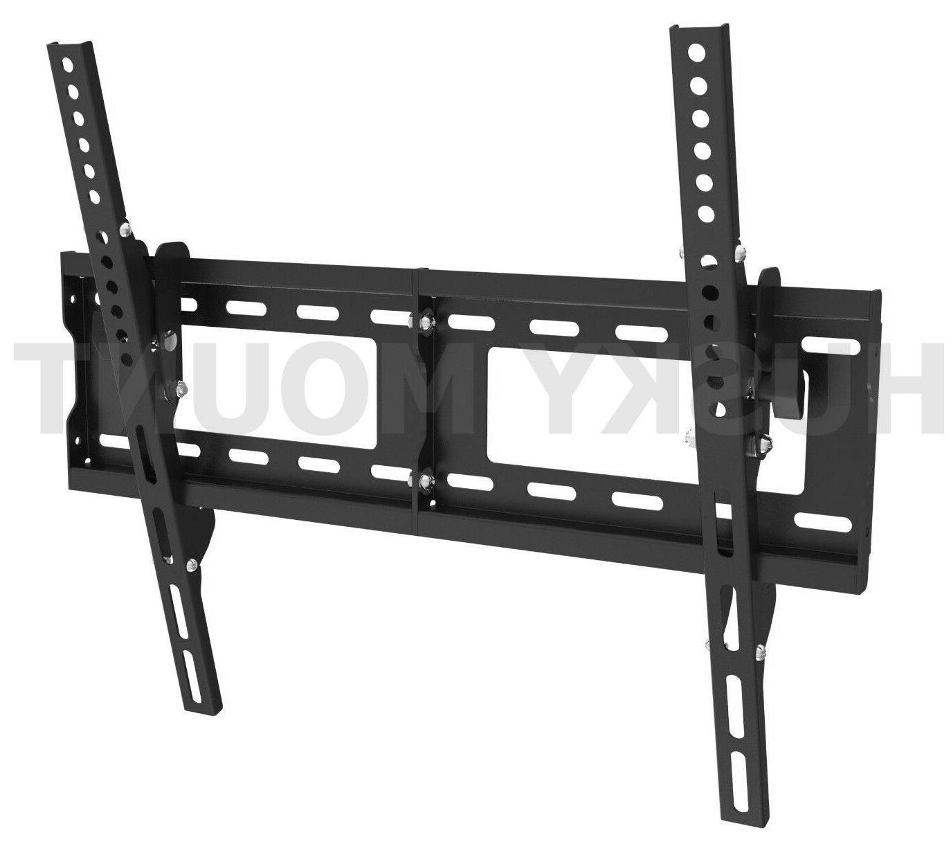 Husky 24 - 65 Inch TV Wall Profile TV Bracket Fits most 24 40 42 47 52 55 LED Screen. and lbs Steel. all necessary hardware and warranty.