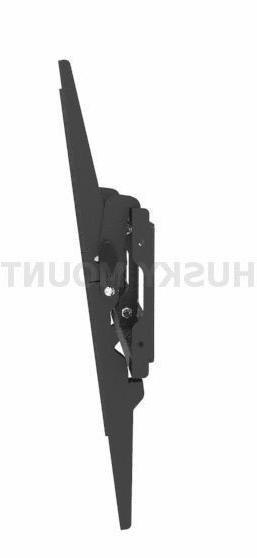 Husky MountTM - 65 TV Mount. Profile Bracket most 24 32 40 47 55 65 LED Plasma Flat Screen. VESA up to 400 capacity. Made Steel. with all necessary and warranty.
