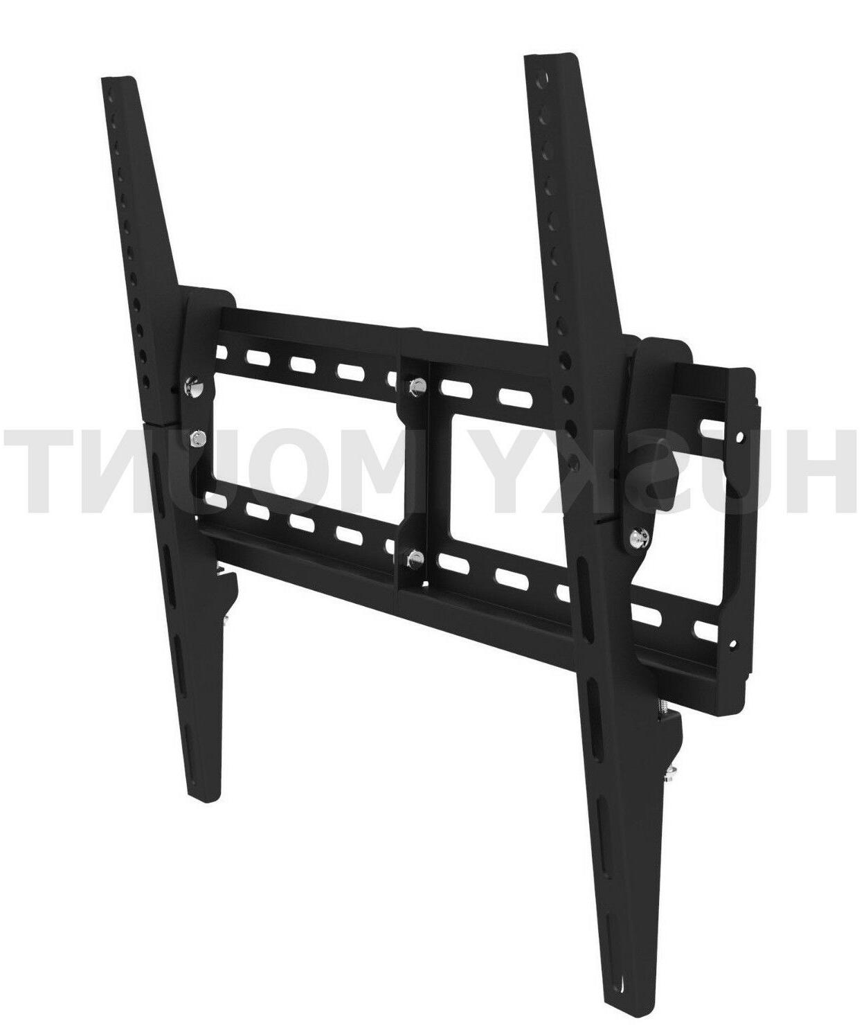Husky MountTM 24 65 TV Wall Profile TV Bracket Fits most 24 32 40 42 52 55 LED Screen. and capacity. Made Steel. Comes with necessary hardware and warranty.