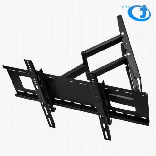 NEW 30-65 inch dynamic rotating curved mount bracket for UHD