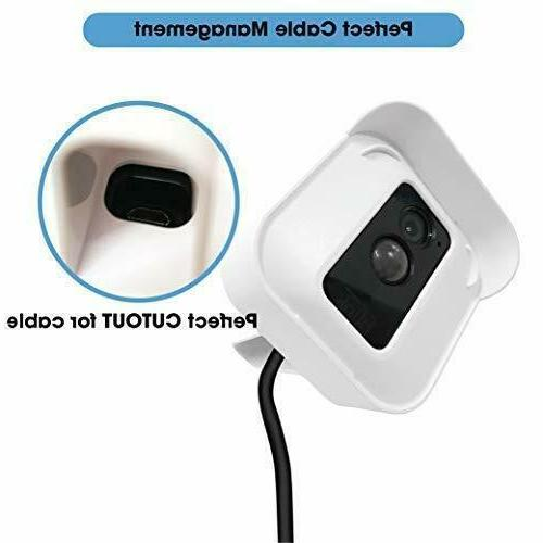 Outdoor Hard Cover With Mount For Blink 2 Camera White