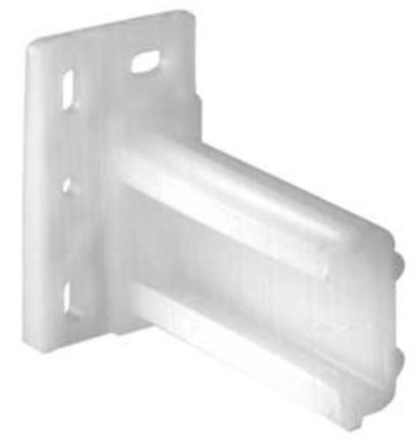 Handyct Rear for Epoxy Slides, Plastic 2 Inch Pair