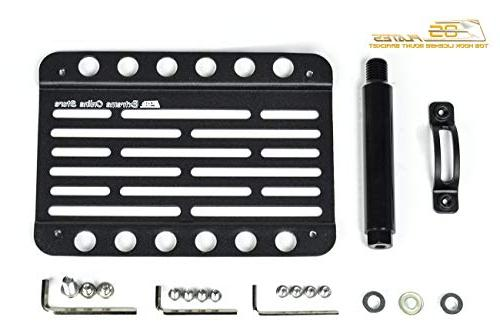 Extreme Online for Volkswagen GLI Version 1 Mid Front Bumper Plate Relocator Mount