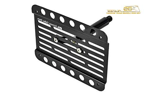 Extreme Store for GLI EOS Version 1 Mid Front Bumper Hook License Plate