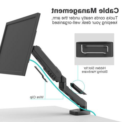 Bracket Ergonomic Clamp LCD Laptop TV