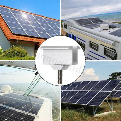 Solar Mid Photovoltaic Bracket For RV Roof