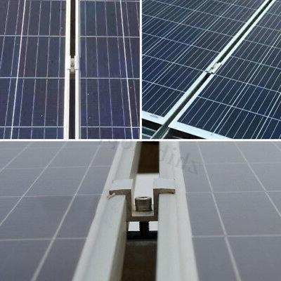 Solar Panel Mid Clamp For RV Boat