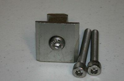 Solar Panel Mounting Clamp 1 1/4 inch framed