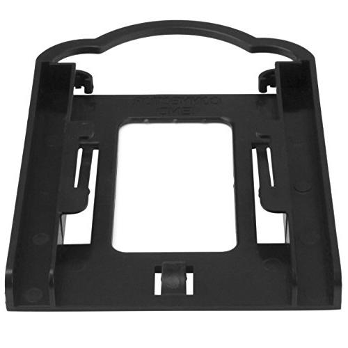 2.5in SSD Mounting Bracket for 3.5-in. Drive Bay Installation