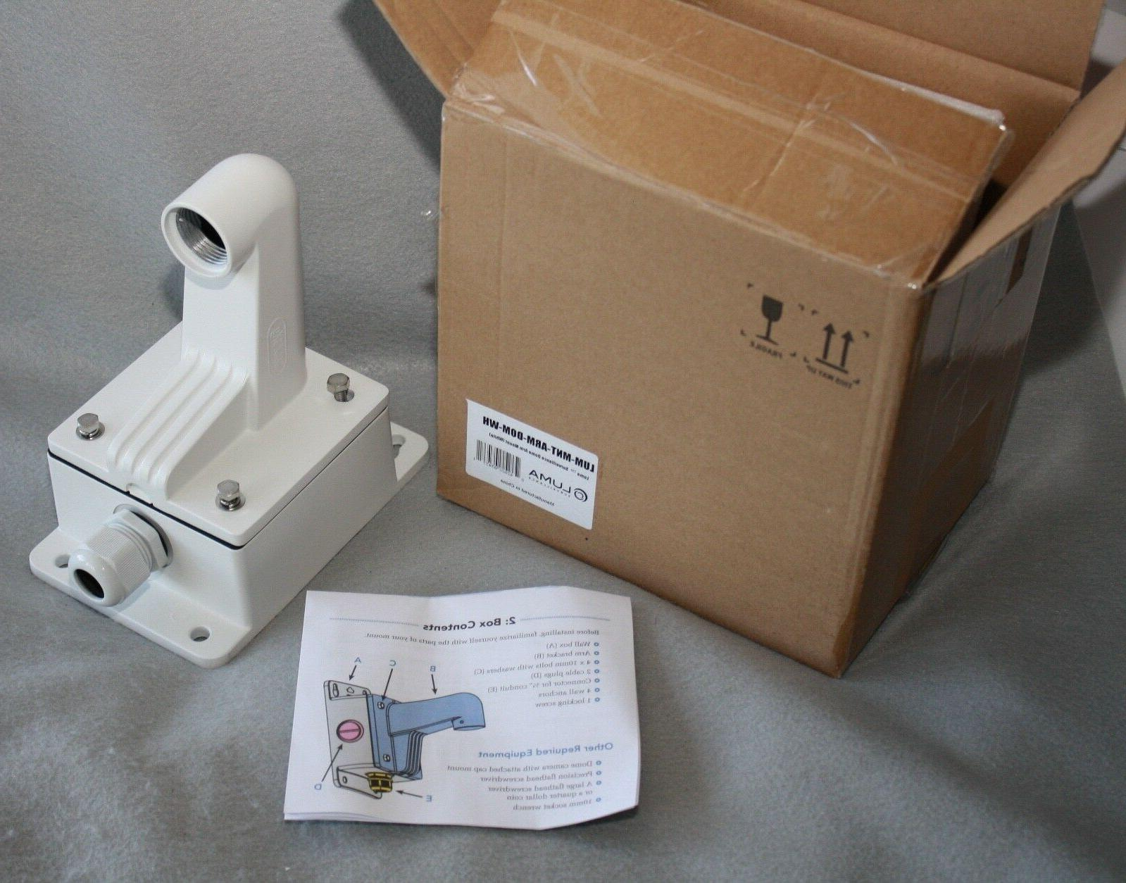 surveillance wall mount bracket for dome security