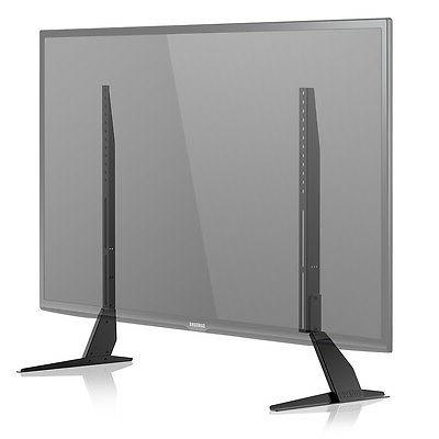 "Universal Table Top TV Stand Pedestal Base For 37""-60""Vizio"