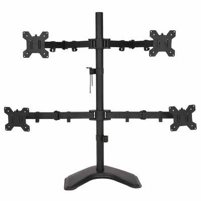 4 lcd tilt monitor mount desk tv