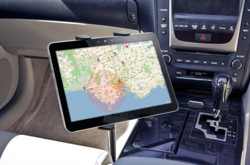 Arkon Truck or Tablet iPad Air 4 3 2 iPad Pro Galaxy 4