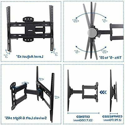 TV Mount Full Bracket With Fits