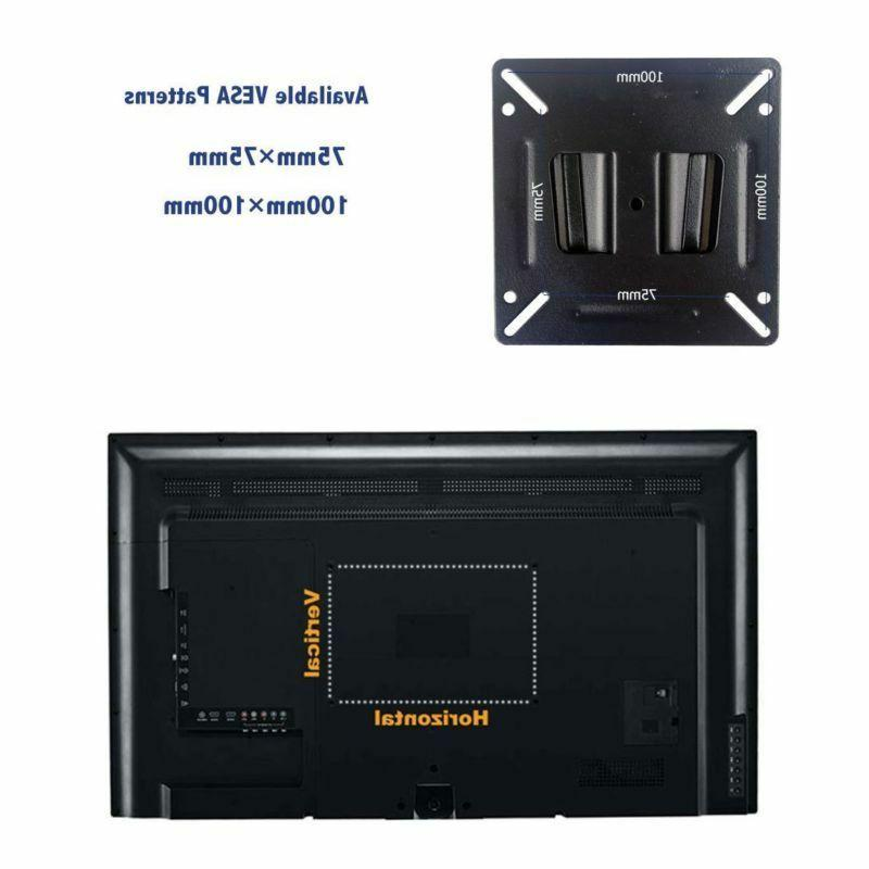 Tv Wall Mount Profile For Most 10-24 Inch New