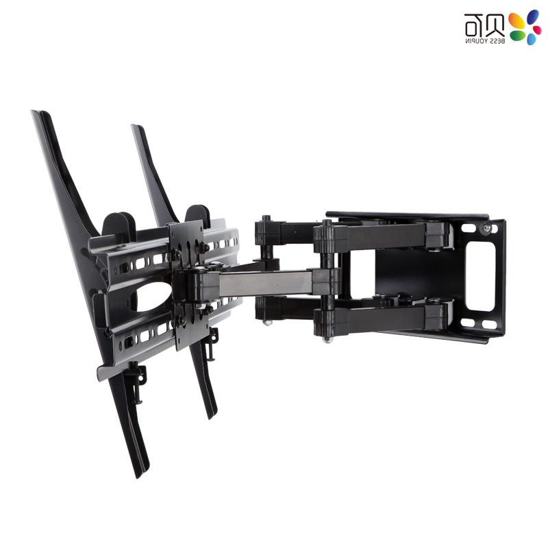 TV Wall for Most Dual Articulating Motion support LED Plasma Flat