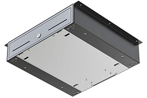 Skywin Brackets - Steel Mounting Brackets of Cash Under The Counter