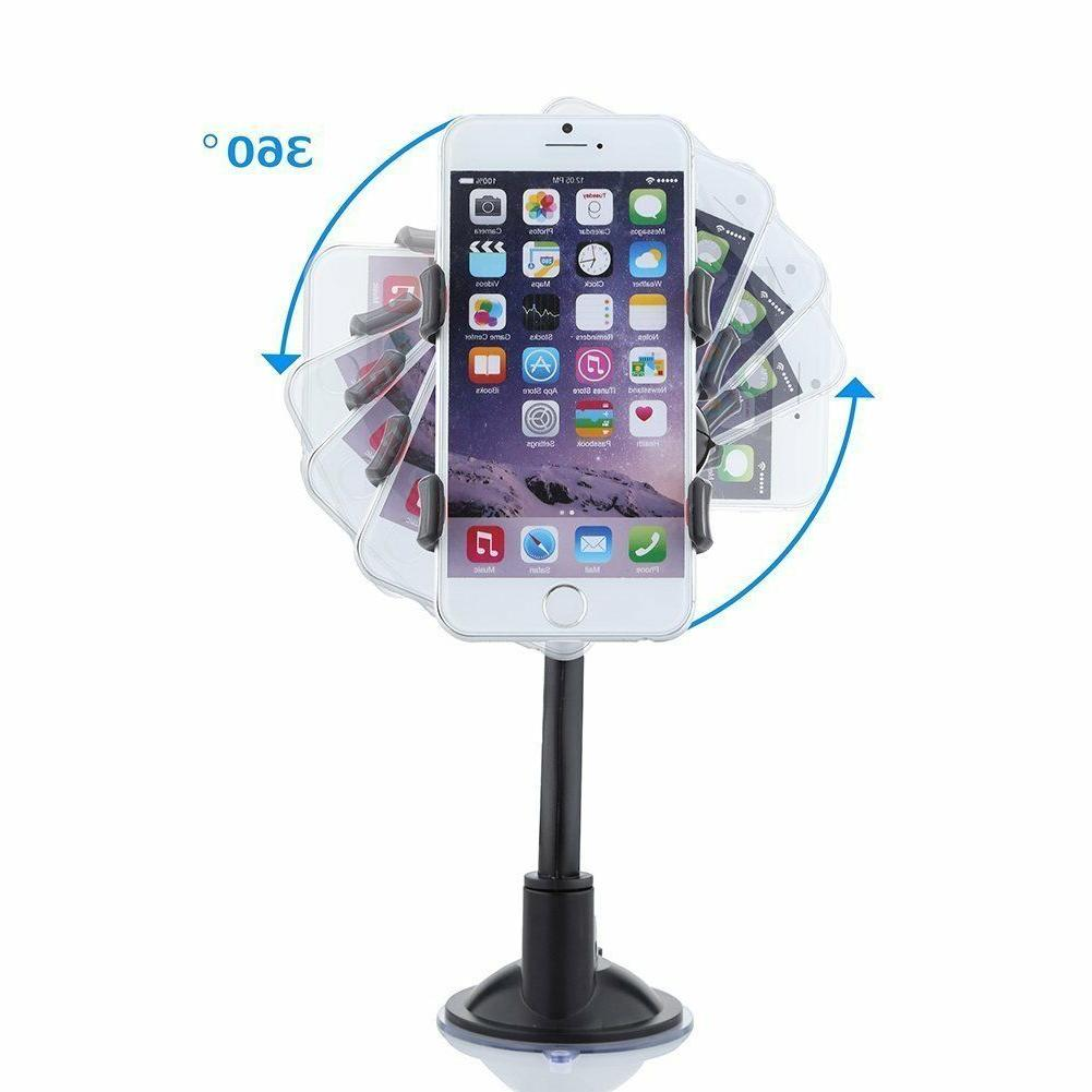 Universal 360°Rotating Car Mount for CELL