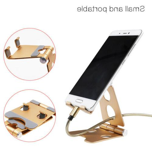 Universal Aluminum Stand Holder Mount For Cell