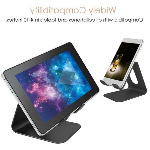 Universal Aluminum Stand Mount For Cell Phone&Tablet